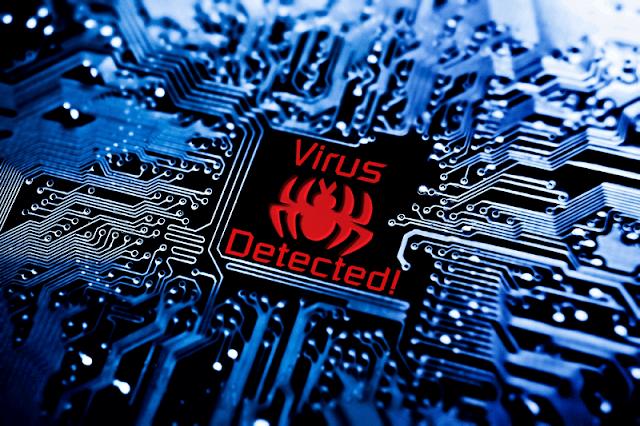 cara melakukan scanning dengan antivirus