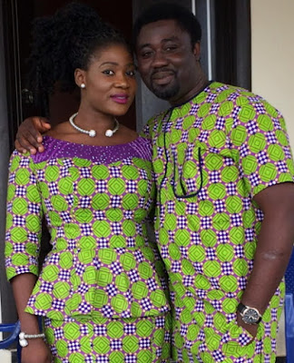 mercy johnson husband widows