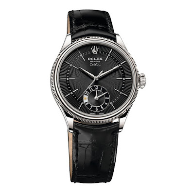 photo of Rolex Cellini Dual Time