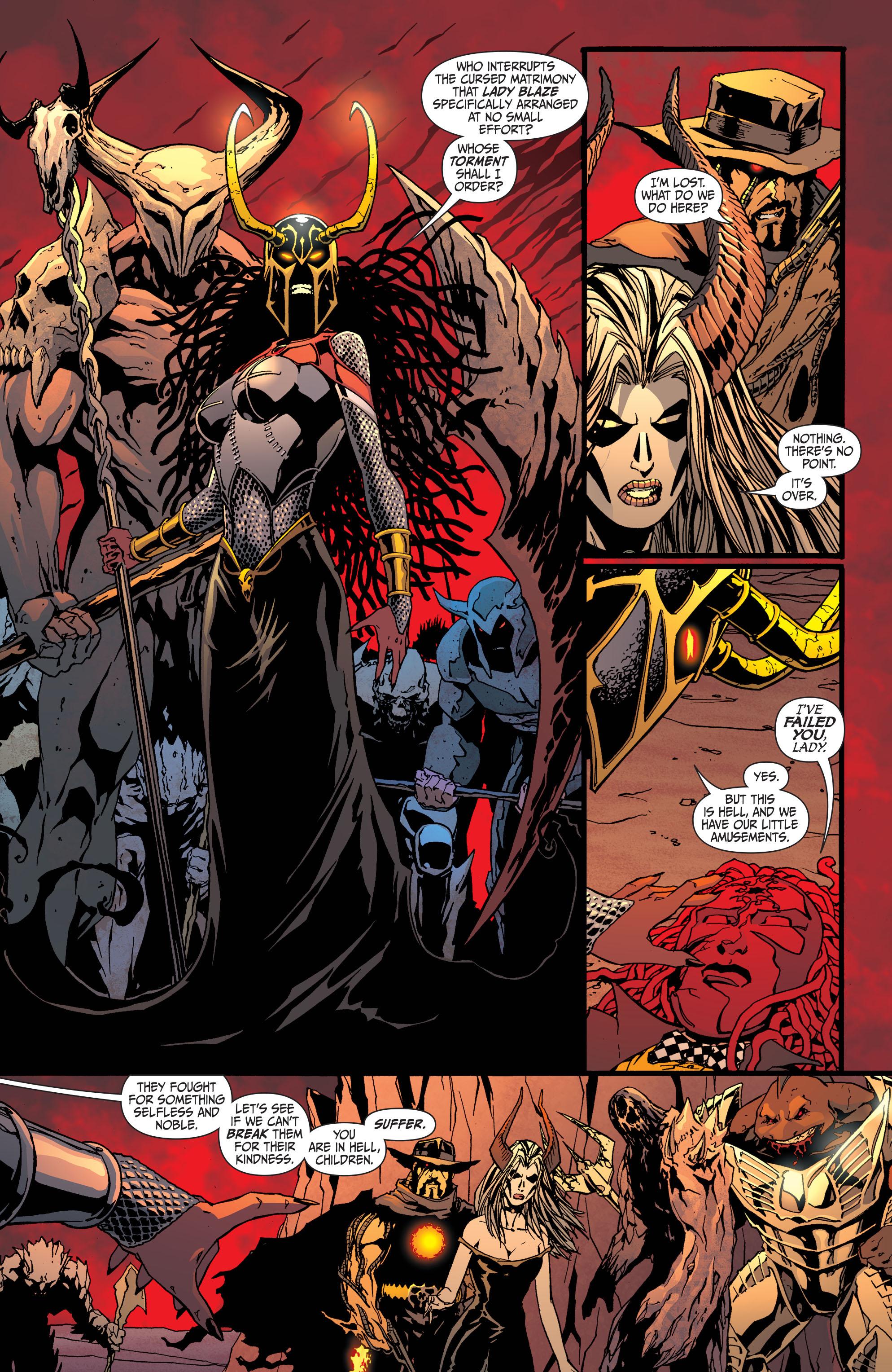 Read online Secret Six (2008) comic -  Issue #33 - 12