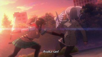 Senran Kagura Season 2 Episode 3 Subtitle Indonesia