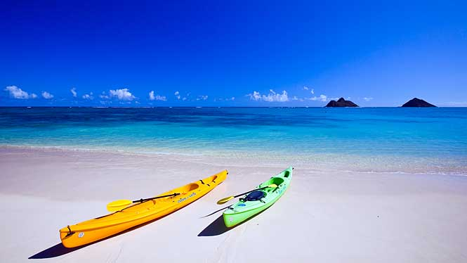 Another Aspect To Note About Lanikai Is That It Public Property But The Hawaii State Does Not Own So As A Result There Are No Facilities Like