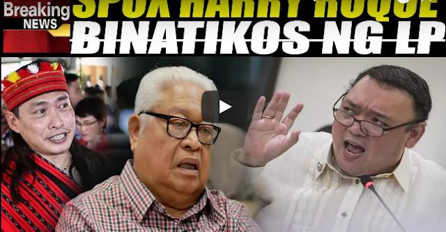 Kagimbal-gimbal Na Pagwawala Ng LP Sa Pagkakatalaga Ni Harry Roque Bilang Spokesperson