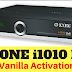 تحديث وتفعيل السيرفر ICONE i1010 hd Vanilla Activation عن طريق usb