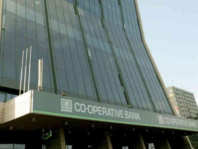 Cooperative Bank of Kenya Swift code