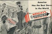 Wrigley's ad, 1941