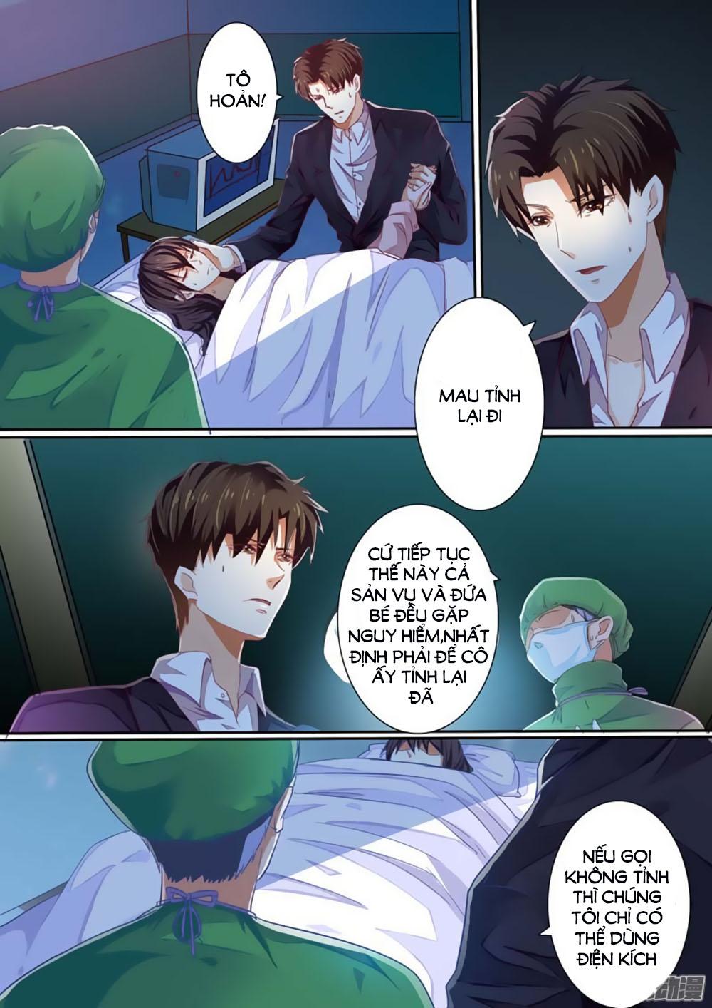 Hào Môn Tiểu Lão Bà_Chap 30
