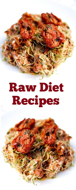 Raw Diet Recipes #rawdietrecipes #rawdiet #ketodiet #zucchini #dinner