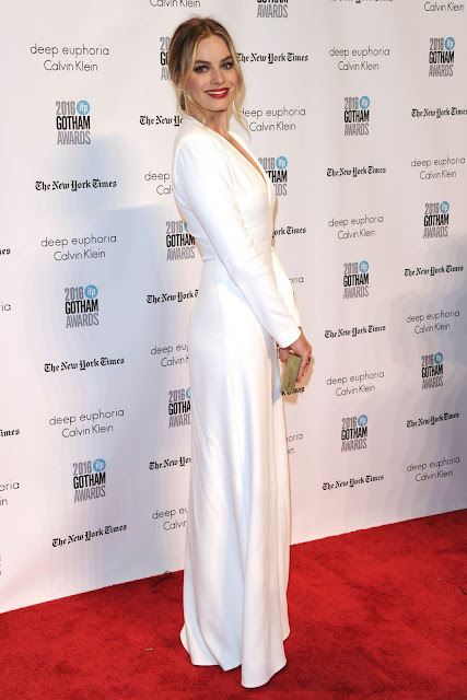 Margot Robbie – 2016 IFP Gotham Independent Film Awards in New York