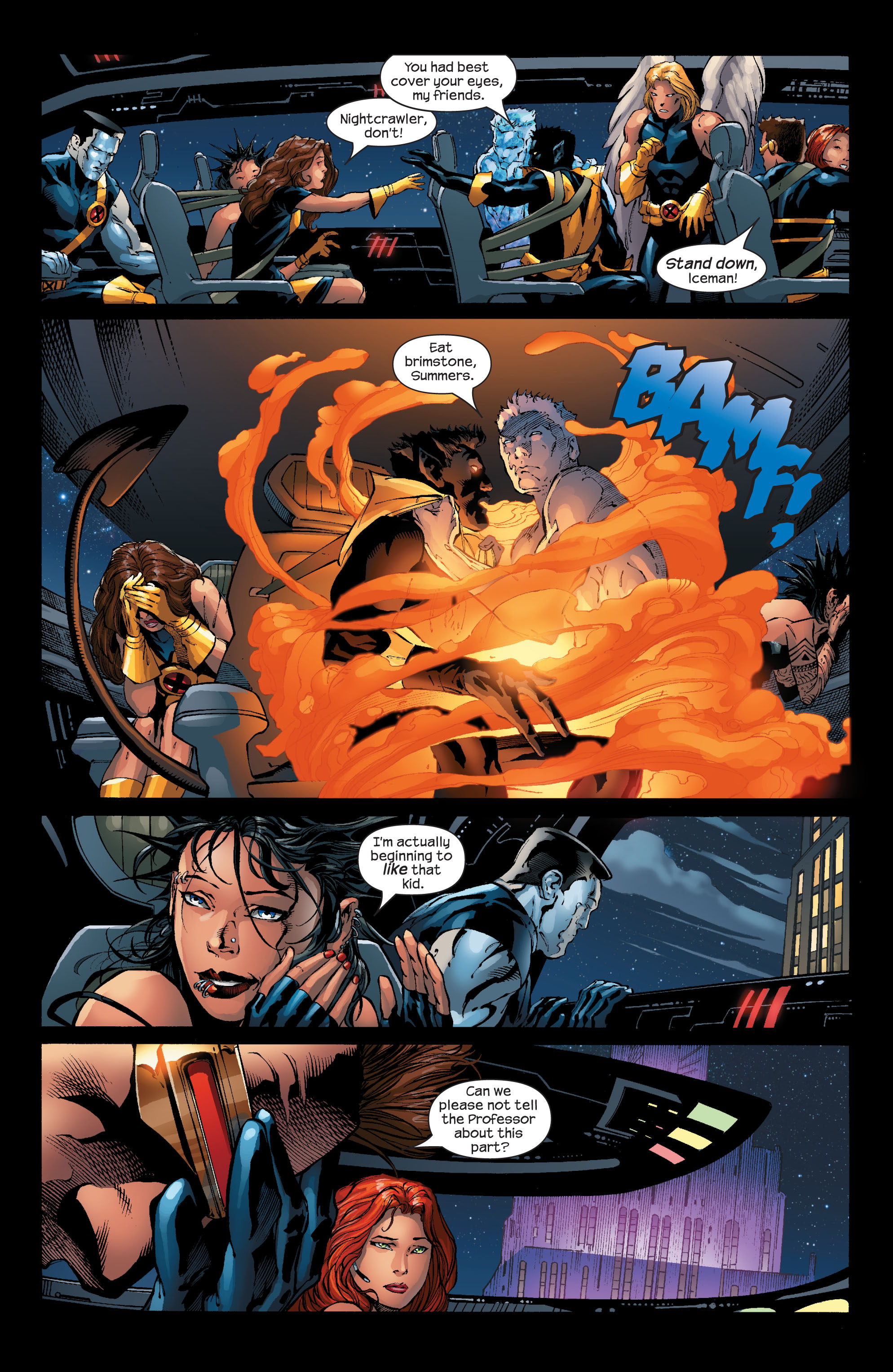 Read online Ultimate X-Men comic -  Issue #53 - 10