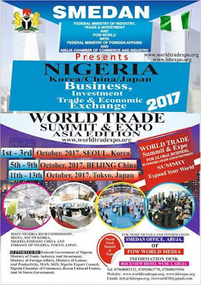 World Trade Summit & Expo: 150 Asian Companies Register