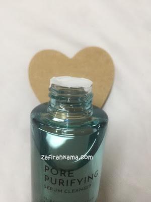 althea product, althea korea, korean product, serum cleanser, pore purifying, make up remover, cleanser, serum cleanser, mudah dibawa untuk travel, travel friendly