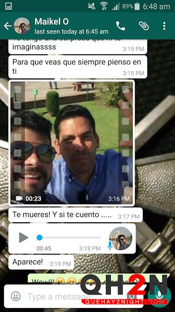 Ismael Cala homosexual amante venezolano  gay