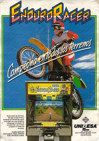 ENDURO RACER (RECREATIVAS)