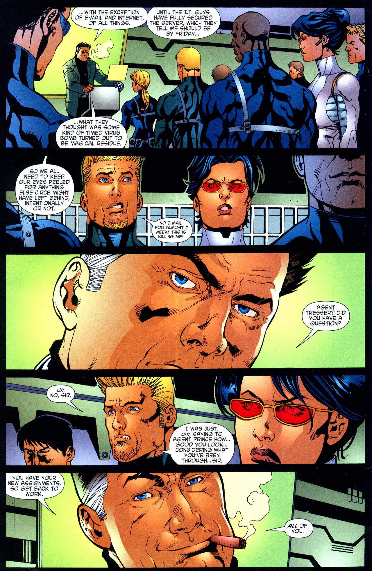 Read online Wonder Woman (2006) comic -  Issue #12 - 22