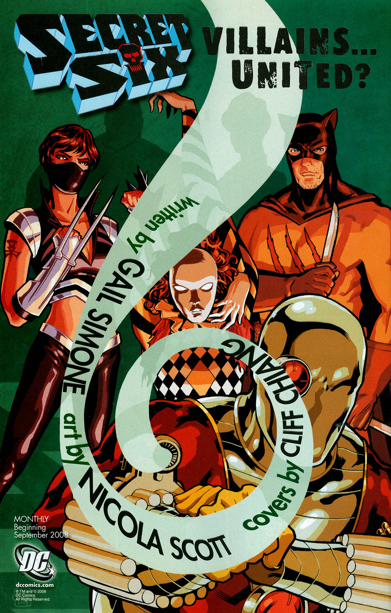 Read online Trinity (2008) comic -  Issue #12 - 18