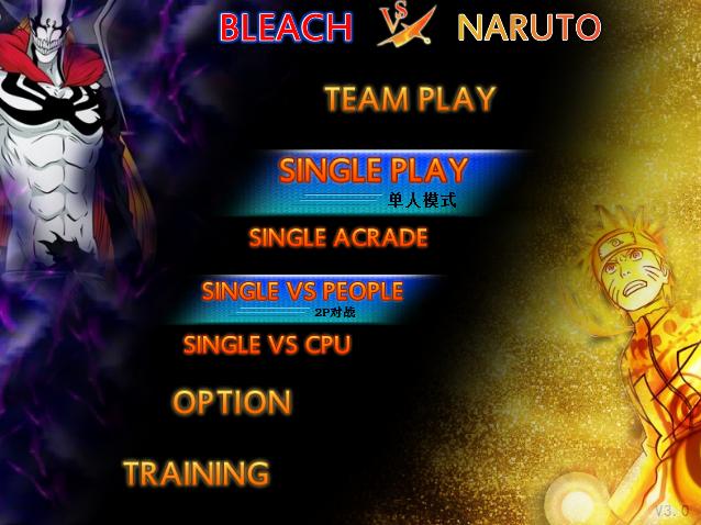 Bleach vs Naurto 3.0 - Chơi game Naruto 3.0 4399 mới nhất 2018 d