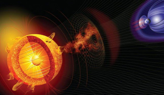 علماء الفلك : عاصفة شمسية ستدمر وسائل الاتصال والتكنولوجيا تعيد سكان الأرض للعصور الوسطى