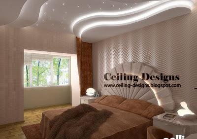 Decorative Lighting Bedroom Ceiling Designs