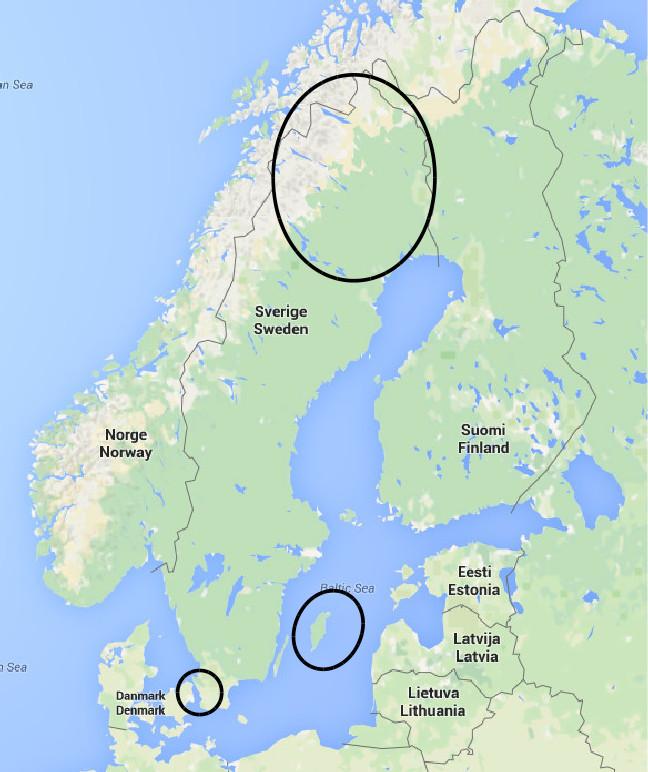 Norge militarovar med ryssland