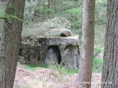 Satellite Structure, Druid's Temple, Ilton, Yorkshire