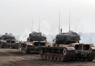 Τίποτα δεν θα σταματήσει τους Τούρκους στρατιώτες