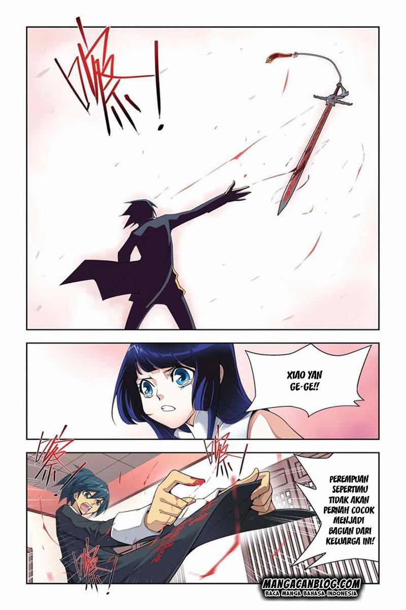 Battle Through Heaven Chapter 02-17