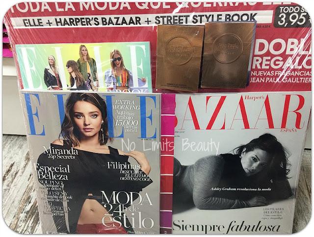 Regalos revistas noviembre 2016: Elle