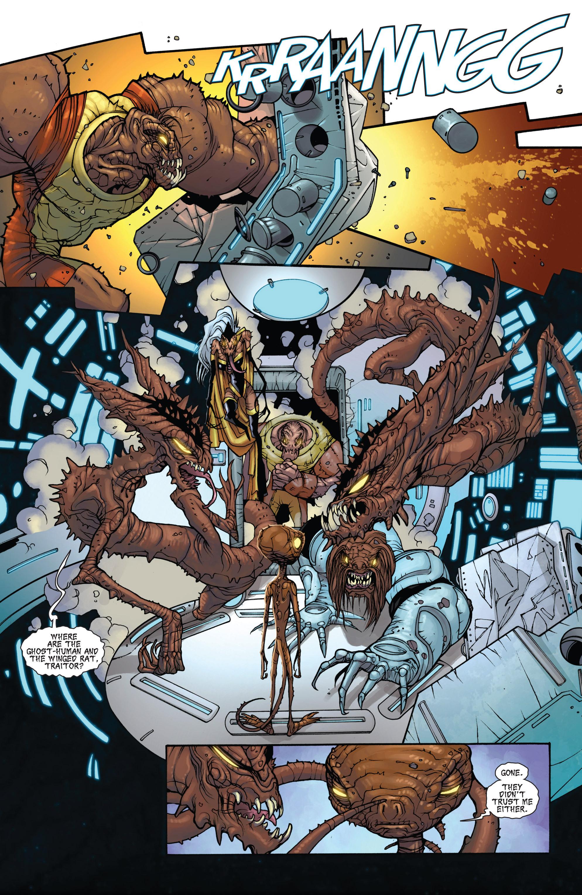 Read online Astonishing X-Men (2004) comic -  Issue #42 - 7
