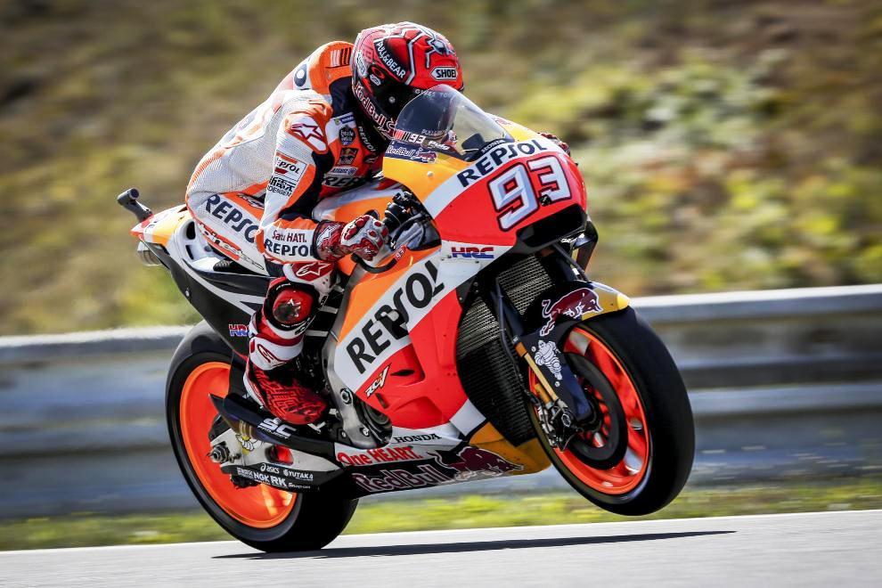 Marc Marquez MotoGP Brno
