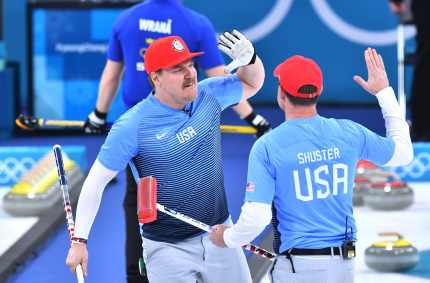 Team USA Strikes 1st Curling Gold But Olympics Ratings Slide To 2018 Low