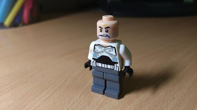 капитан Рекс фигурка лего купить