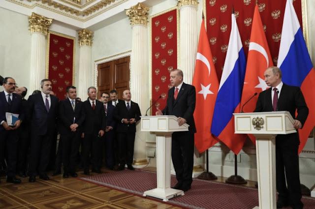Οι Αντιτρομοκρατικές  Συμφωνίες Τουρκίας – Συρίας Πονοκέφαλος για τον Ερντογάν