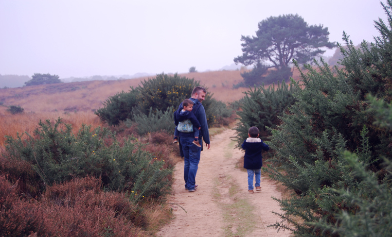 Kindvriendelijke wandeling Veluwezoom