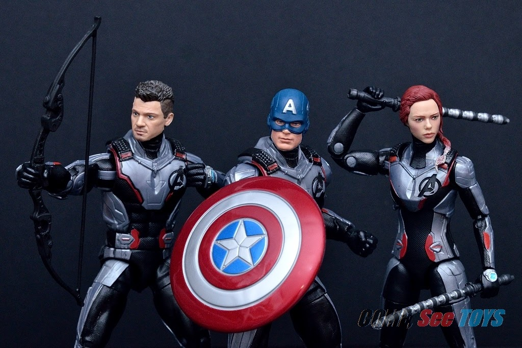 Come See Toys Marvel Legends Series Avengers Endgame