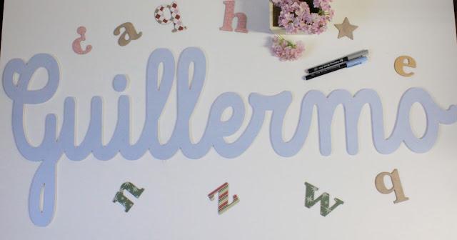 decoración-infantil-personalizada-habitación-infantil-letras-caligrafía