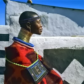 light color sound: Ndebele