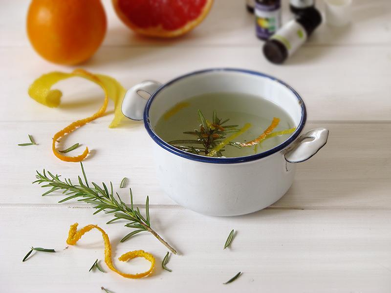 desodorisant naturel pour la maison aux huiles