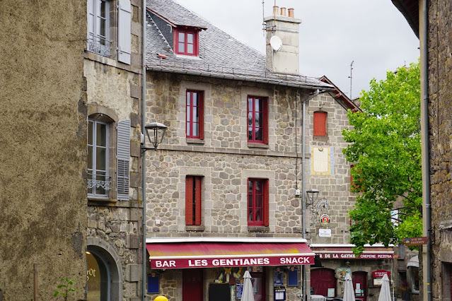Besse-en-Chandesse Masivul Central Francez
