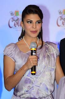 Actress Jacqueline Fernandez Pictures in Sri Lankan Traditional Saree at Cinnamon el  0003
