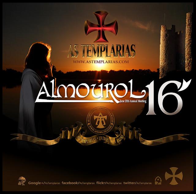 As Templárias em Almourol 2016