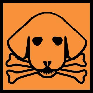 Mueren 9 perros al ingerir cebos envenenados