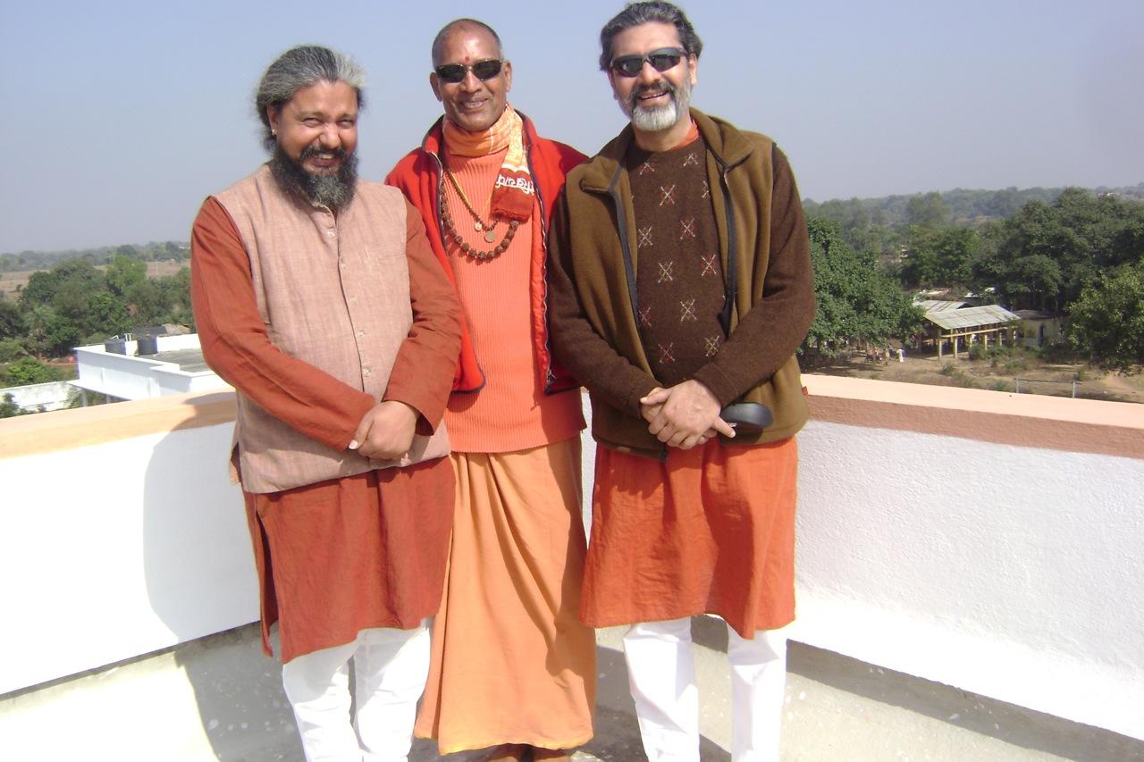 BHAKTI YOGA: MUMBAI TO MUNGER VIA RIKHIA