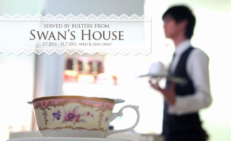 Swan's House Butler's Homepage