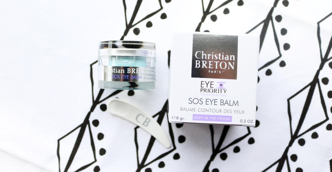Christian Breton SOS Eye Balm