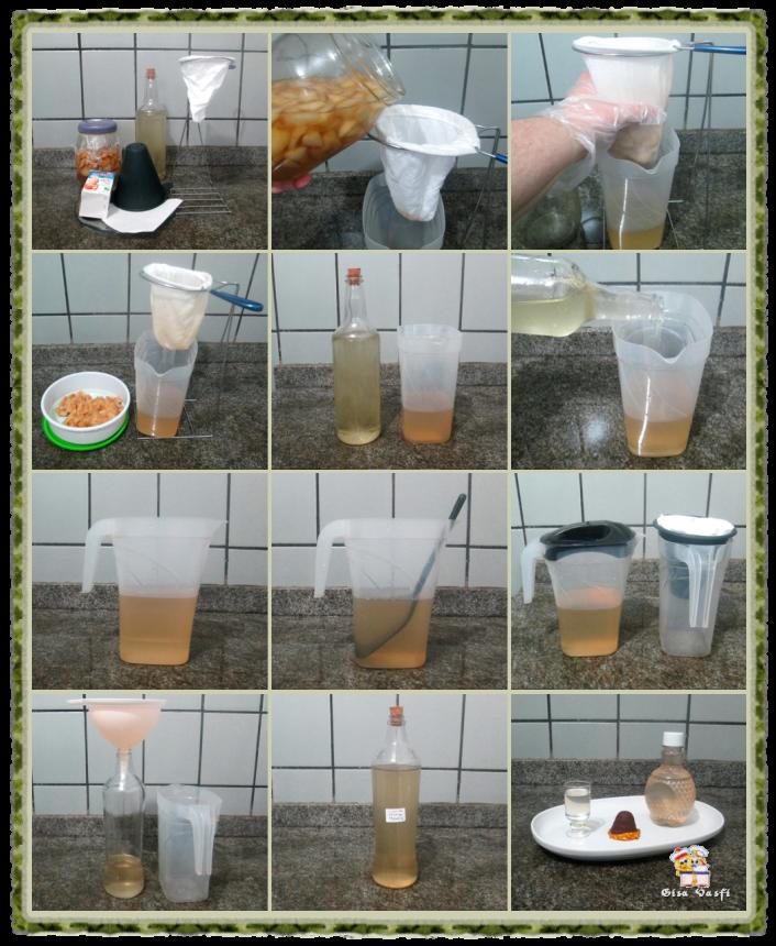 Licor de pêssego 6