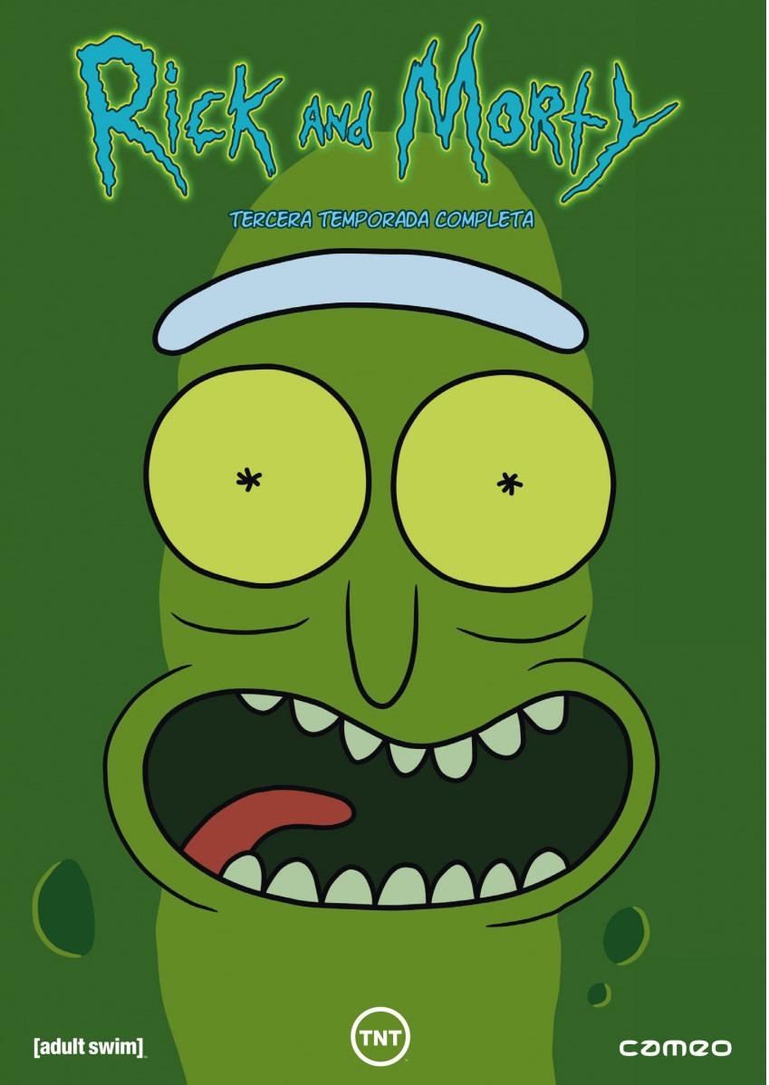 Rick y Morty |10/10| |Audio Latino| |Temporada 3| |HD Ligero| |Mega|