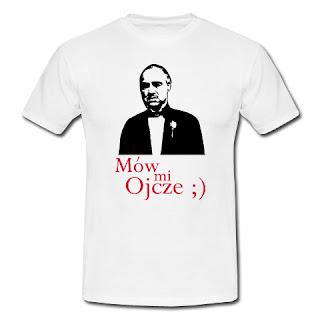 Koszulka Mów mi ojcze