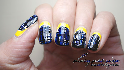 NOTD - Graphic Checks