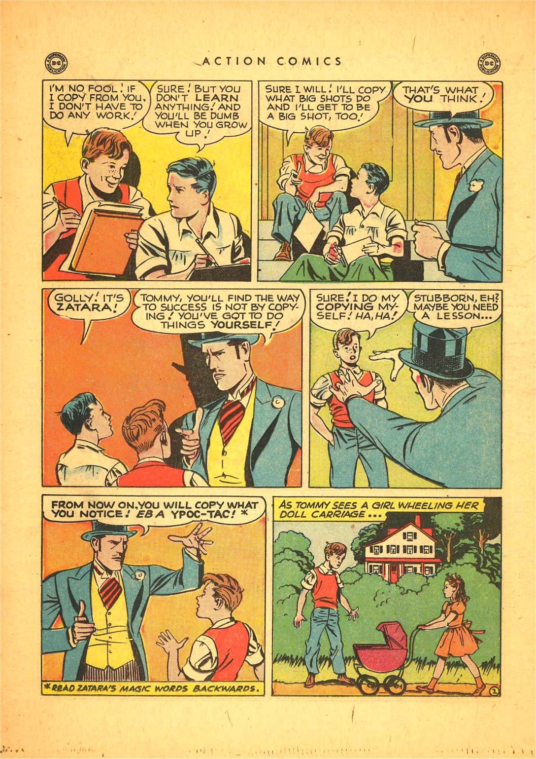 Action Comics (1938) 116 Page 24